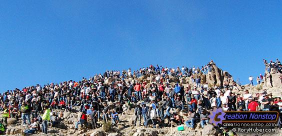 Spectator Crowd