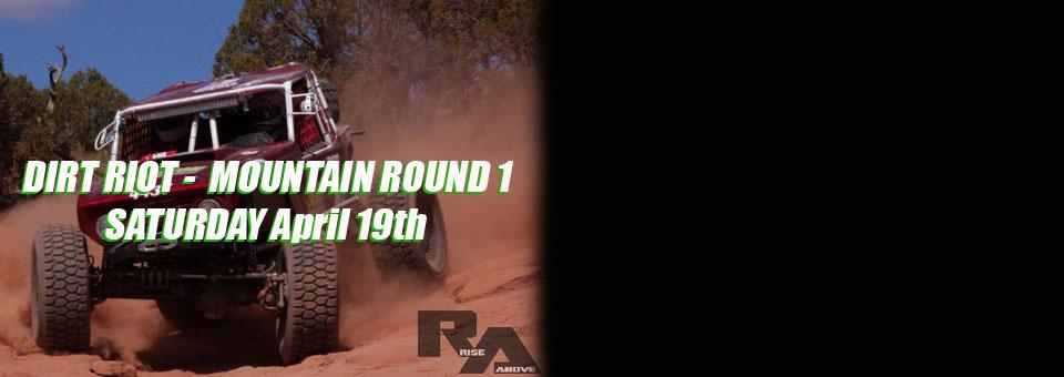 Dirt Riot Moab Top