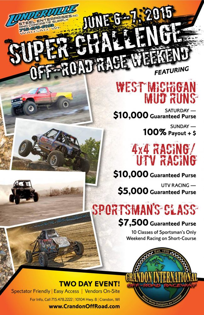 Super Challenge Offroad Race Weekend