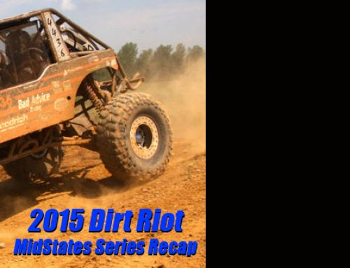 Midstates Dirt Riot Series Comes to Close with Matt Moore as Pro 4400 4×4 Champion