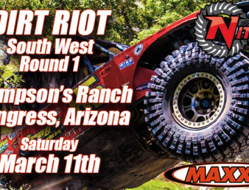 Dirt Riot South West Round 1 March 11th